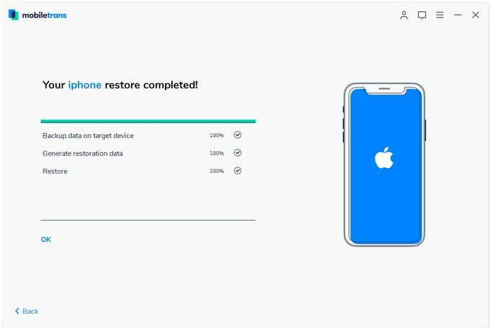 نقل WhatsApp من Android إلى iPhone عبر MobileTrans -