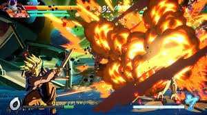 1- ألعاب قتال Dragon Ball FighterZ