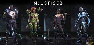 2-ألعاب قتال Injustice2
