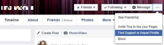 استرجاع حساب  فيس بوك