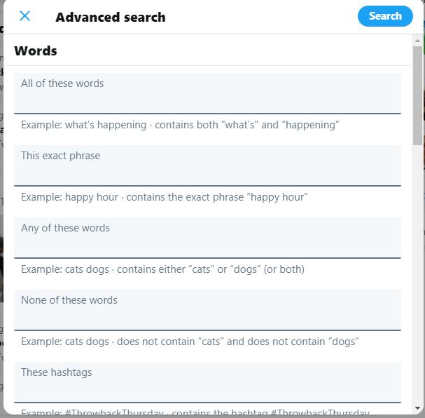 حذف التغريدات القديمة