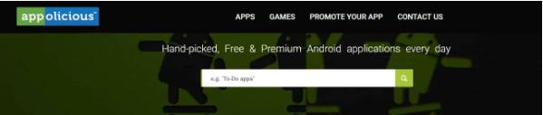 3. تحميل الألعاب مع Android Apps