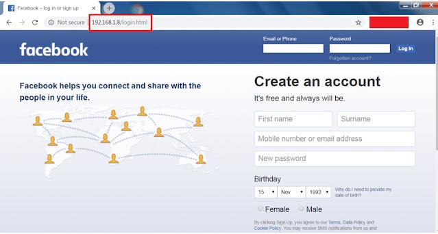 اختراق الفيس بوك