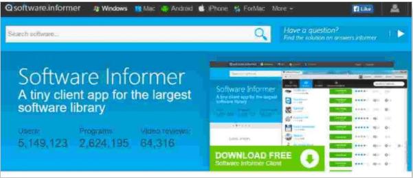 موقع لتحميل البرامج للكمبيوتر مجانا