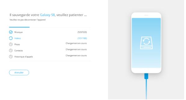 إصلاح جهاز Android باستخدام برنامج دكتور فون dr fone