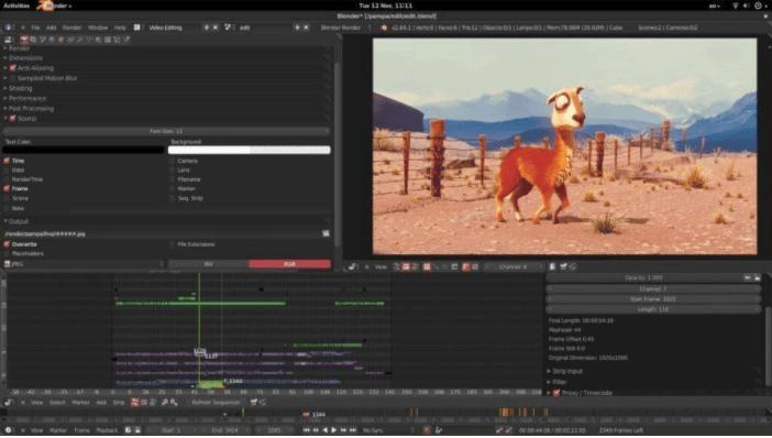 برنامج مونتاج الفيديو للكمبيوتر