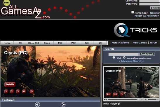 مواقع تحميل ألعاب بلاي ستيشن 3