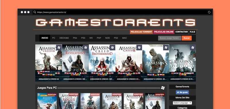 GameTorrents  العاب تورنت