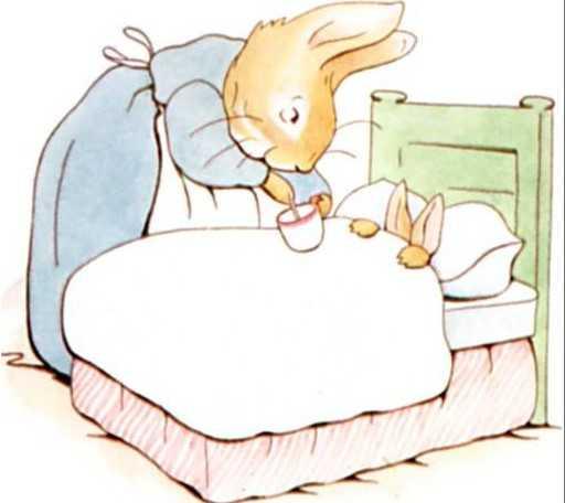 قصة الأرنب بيتر