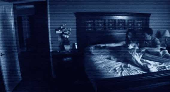 (Paranormal Activity (2007