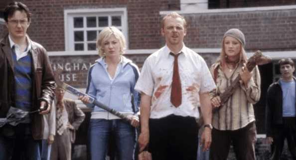 (Shaun of the Dead (2004